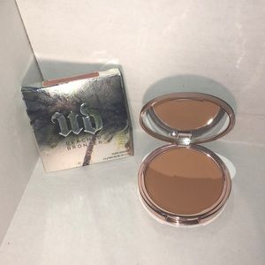 Urban Decay Beached Bronzer Bronzed New In Box